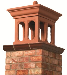 Tuscan Style Chimney Pot